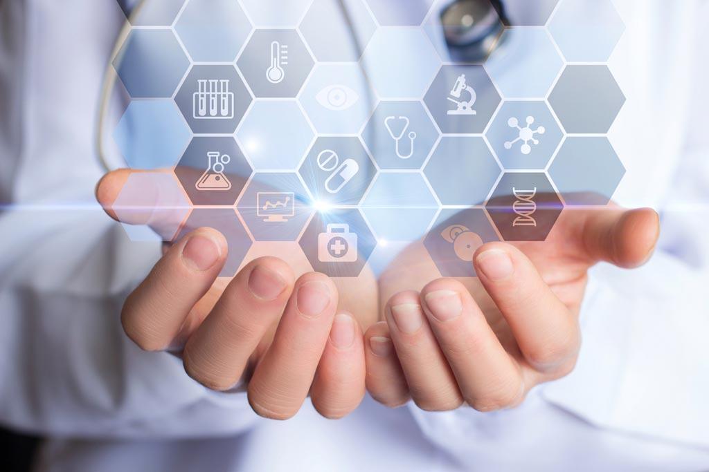 Электронные медицинские карты помогают врачам передавать информацию о пациентах (фото любезно предоставлено Shutterstock).
