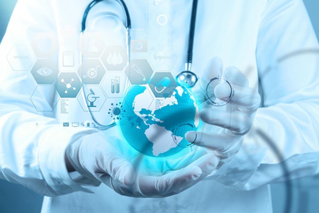 Основные мировые диагностические компании создали международную сеть (фото любезно предоставлено Shutterstock).