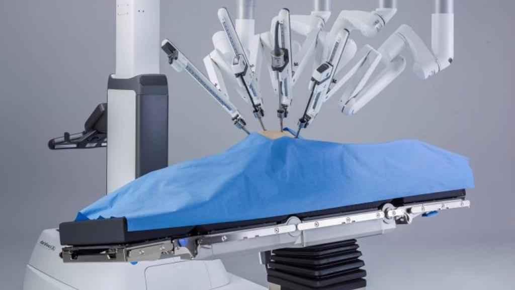 Использование хирургических роботов продолжает расти, и ожидается, что к 2023 году рынок достигнет почти 17 миллиардов долларов США (фото любезно предоставлено Getty Images).