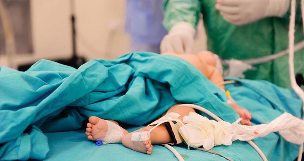 Новое исследование показало, что общая анестезия не вредит развитию ребенка (фото любезно предоставлено Getty Images).