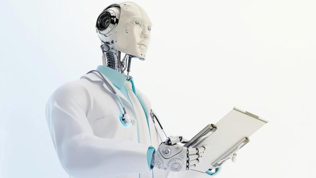 В новом исследовании было изучено, могут ли алгоритмы ИИ заменить врачей-людей (фото любезно предоставлено Shutterstock).