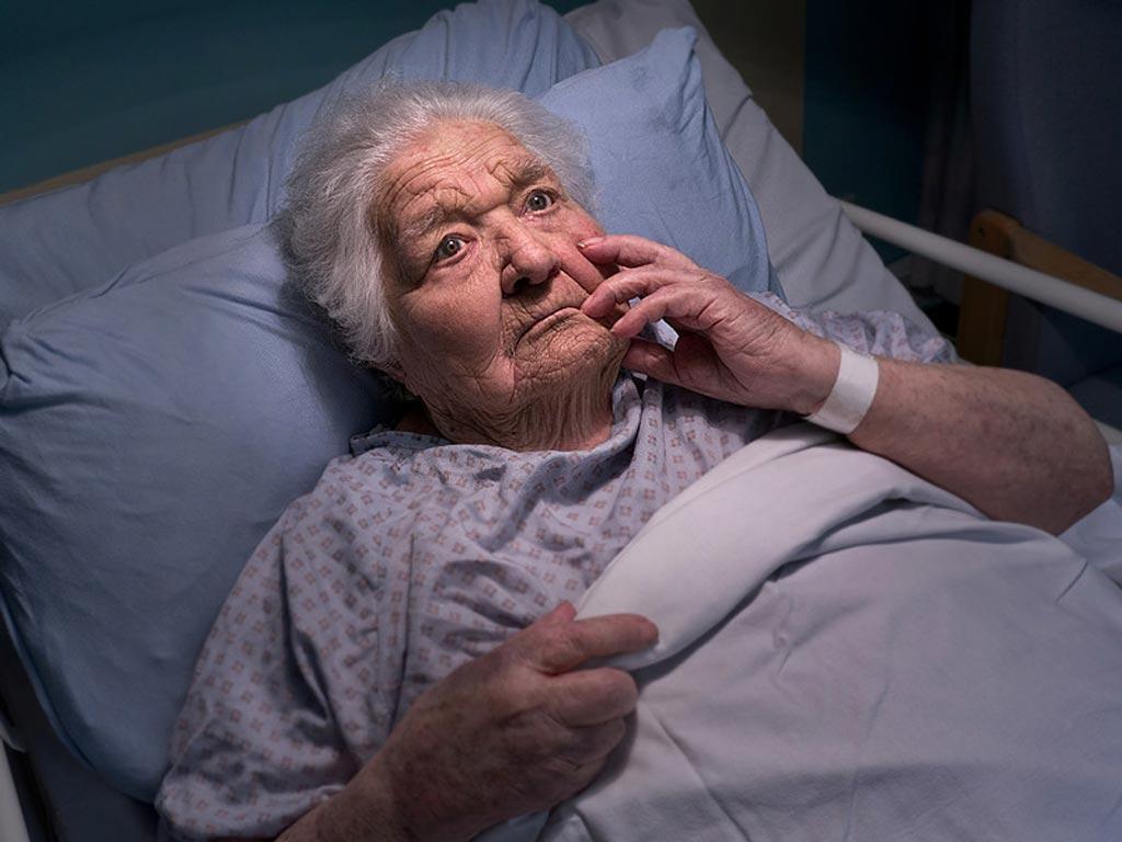 В новом исследовании утверждается, что незапланированная госпитализация ускоряет снижение когнитивной функции (фото любезно предоставлено Alamy).