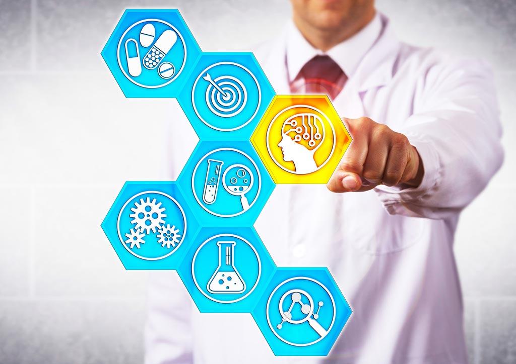 Великобритания планирует инвестировать 130 миллионов долларов США в развитие искусственного интеллекта для отраслей промышленности, включая медико-биологические науки (фото любезно предоставлено GEP).