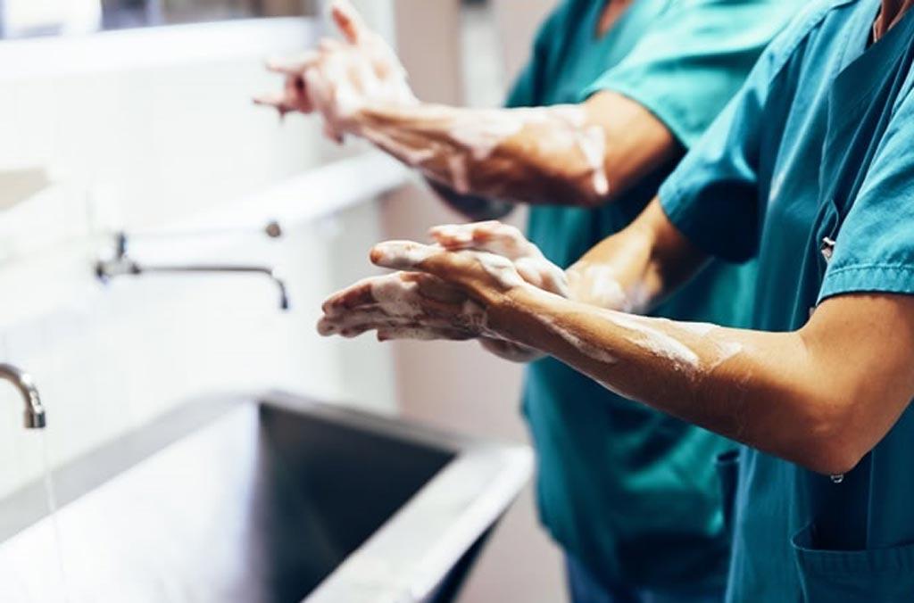 Упрощение процедуры мытья рук может улучшить соблюдение режима гигиены