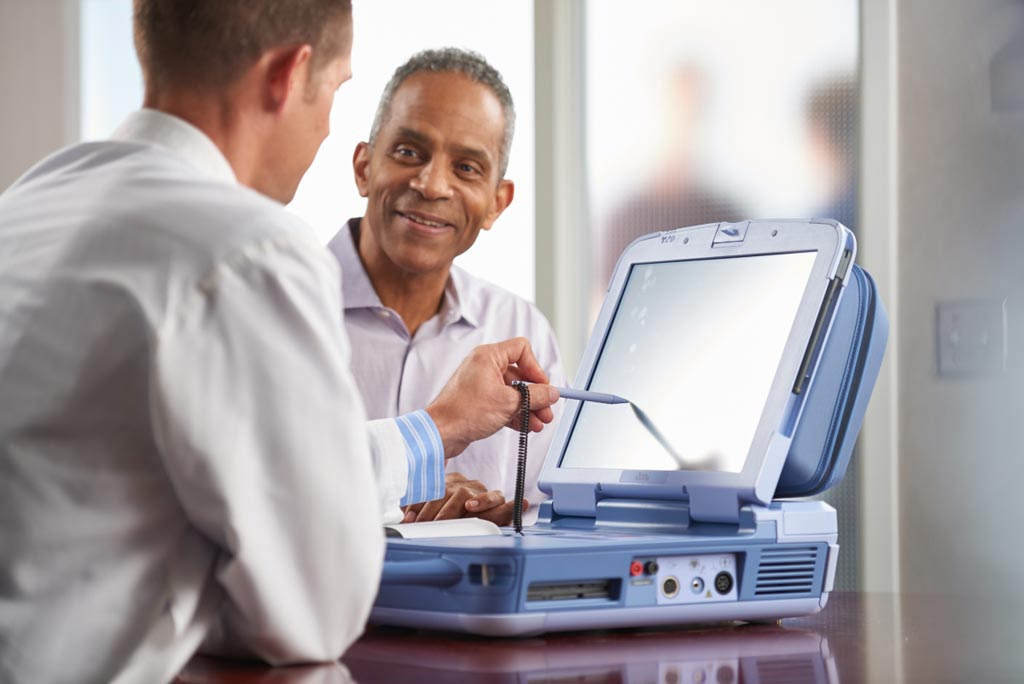Исследования показывают, что пожилые пациенты, которые не могут обращаться в больницы, влияют на повышение спроса на устройства и услуги для многопараметрического мониторинга пациентов (фото любезно предоставлено Boston Scientific).