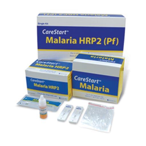 Экспресс-тест на малярию