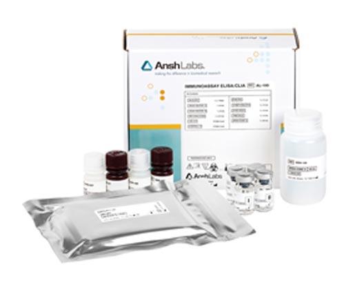 Комплект для иммунохемилюминесцентного анализа