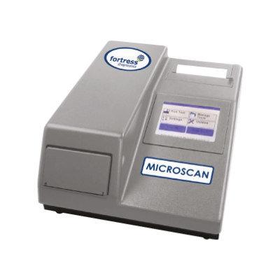Считыватель микропланшетов