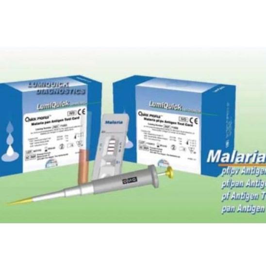 Тест на антитела к возбудителю малярии