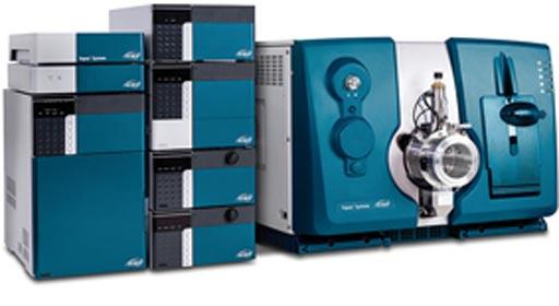 Система жидкостной хроматографии с масс-спектрометрией (LC-MS)
