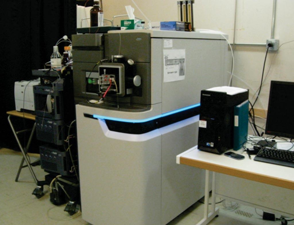 Масс-спектрометр высокого разрешения Synapt G2 (HDMS). Фото предоставлено Waters.