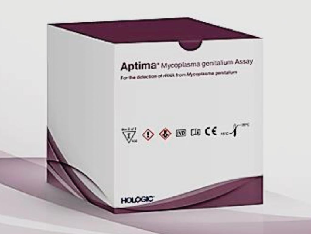Анализ Aptima на Mycoplasma genitalium (фото любезно предоставлено Hologic).