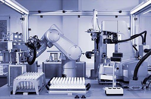 Ожидается, что к 2022 году глобальный рынок автоматизации лабораторий вырастет до 5,20 миллиардов долларов США (фото любезно предоставлено iStock).