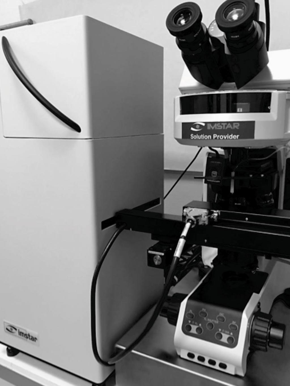 Полностью автоматизированный модуль системы считывателя-анализатора Pathfinder позволяет оптимизировать мультимодальное сканирование, обнаружение и анализ клеток (фото предоставлено IMSTAR).