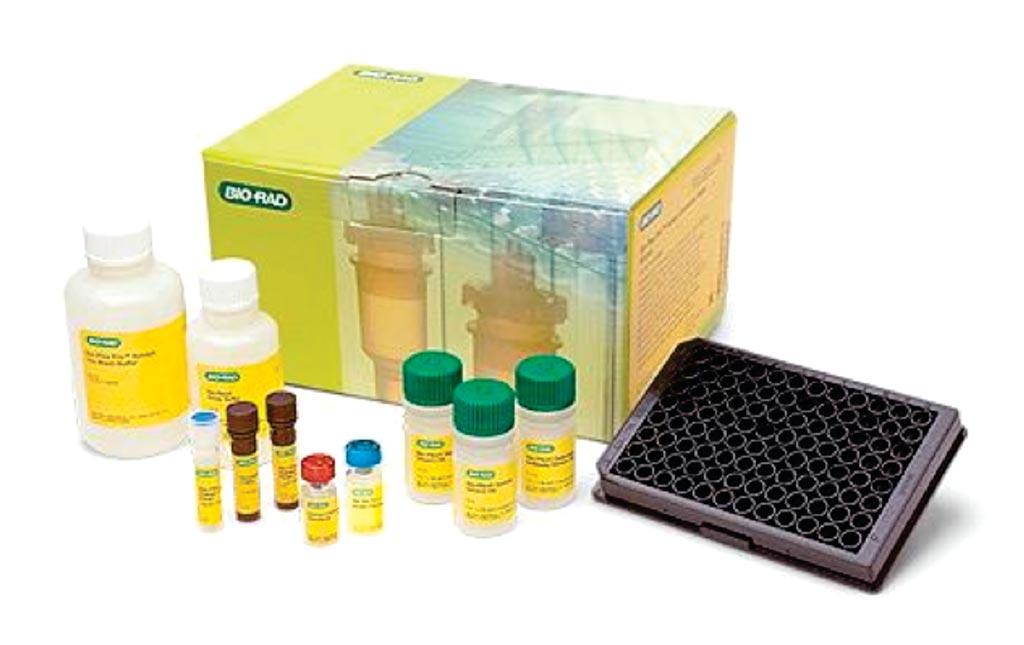 Анализы Bio-Plex Pro позволяют выявлять и количественно определять 37 ключевых биомаркеров воспаления при одном исследовании (фото любезно предоставлено Bio-Rad Laboratories).