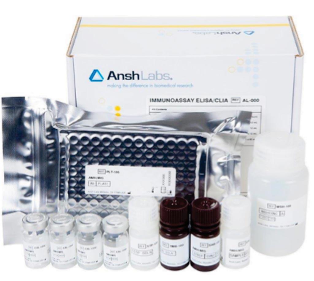 ИФА-тест PicoAMH измеряет количество антимюллерового гормона (AMH) в крови (фото любезно предоставлено Ansh Labs).