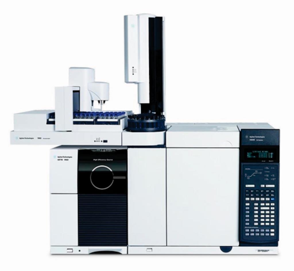 Система для исследований в области клинической химии 5977B High Efficiency Source (HES) GC/MSD System (HES). Фото любезно предоставлено Agilent Technologies.