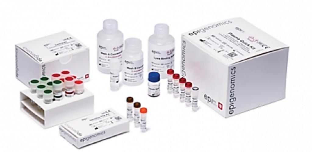 Epi ProColon является скрининг-тестом на колоректальный рак на основе крови - анализ полимеразной цепной реакции in vitro для качественного определения метилирования гена Septin9 в ДНК, выделенной из плазмы пациента (фото любезно предоставлено Epigenomics).